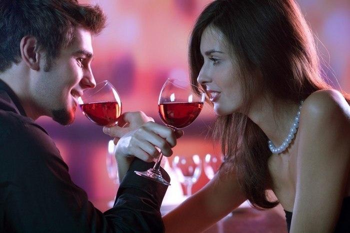 Знакомство на романтик